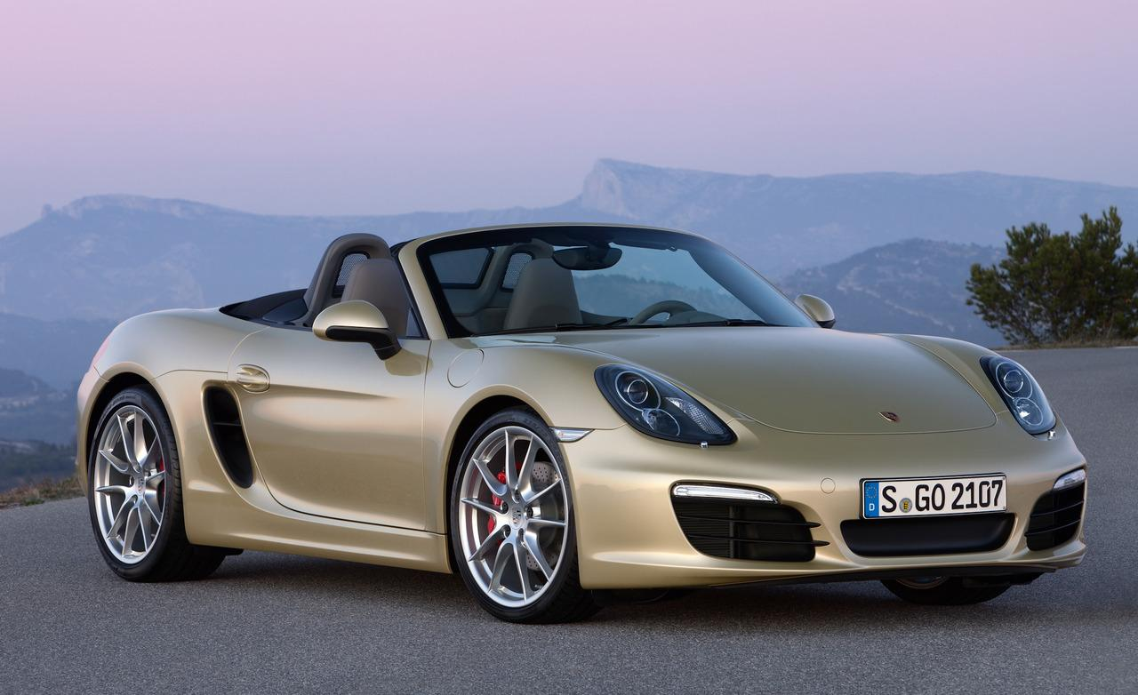 Porsche Boxster S 2013 photo - 1