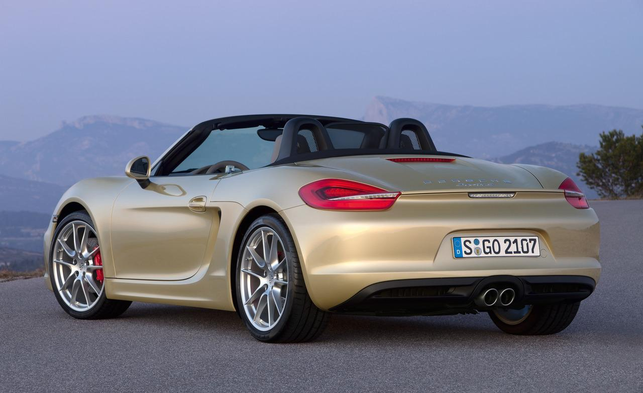 Porsche Boxster S 2013 photo - 10