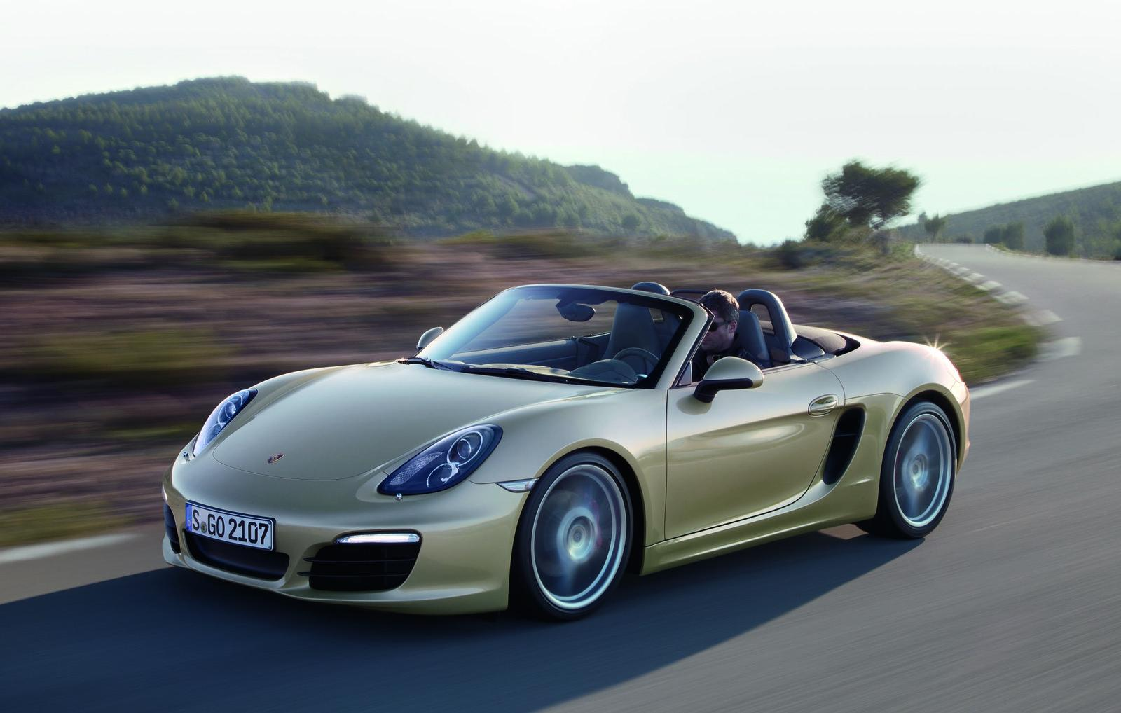 Porsche Boxster S 2013 photo - 11