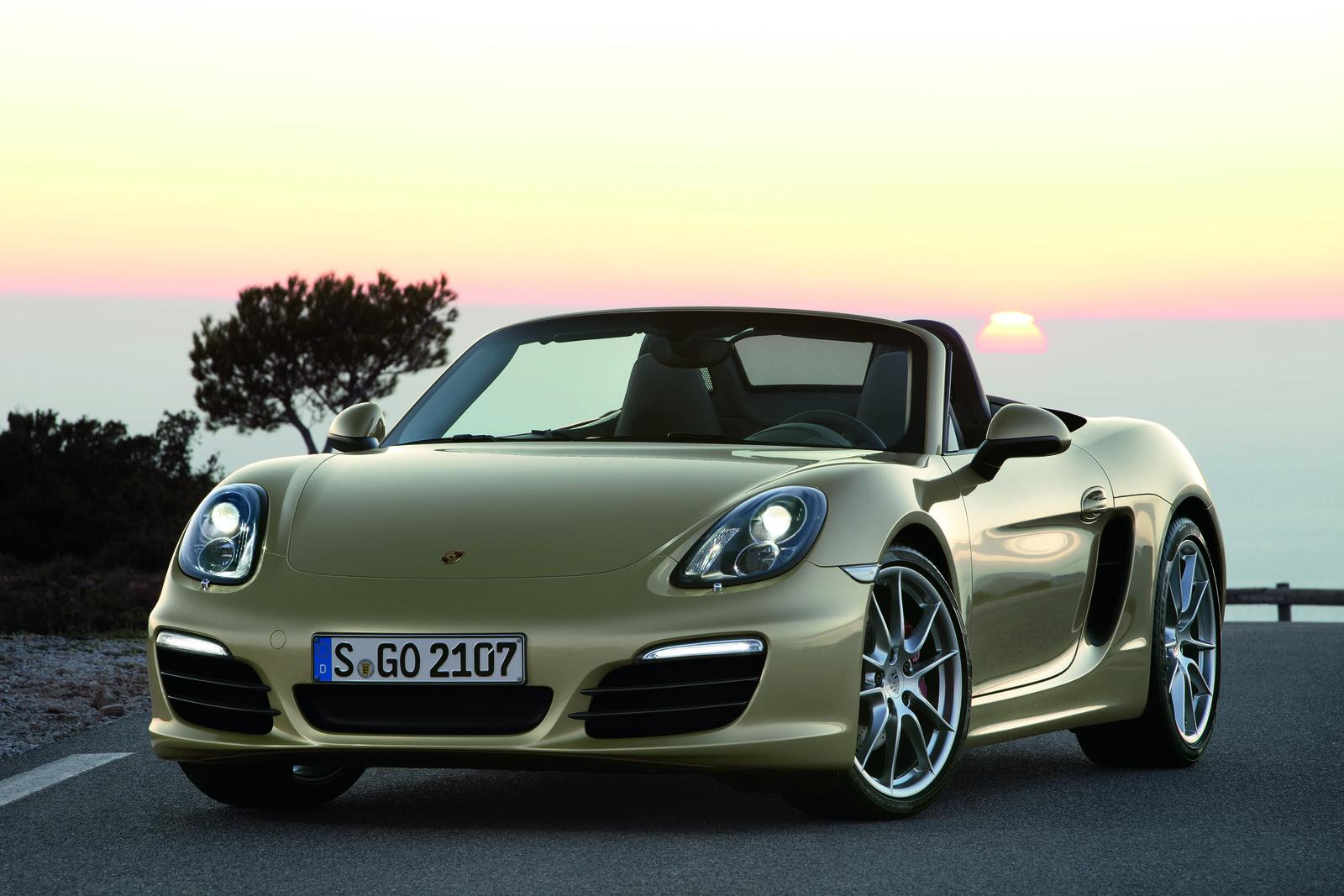 Porsche Boxster S 2013 photo - 12
