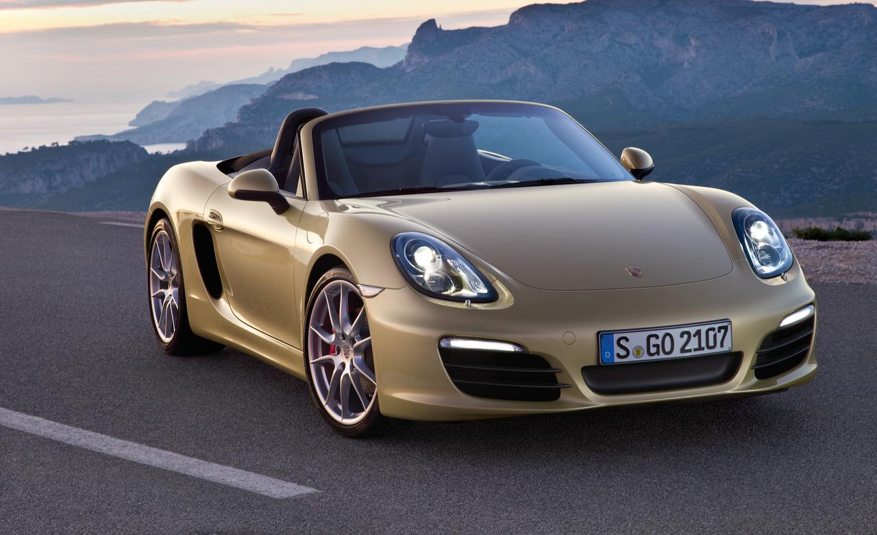 Porsche Boxster S 2013 photo - 2