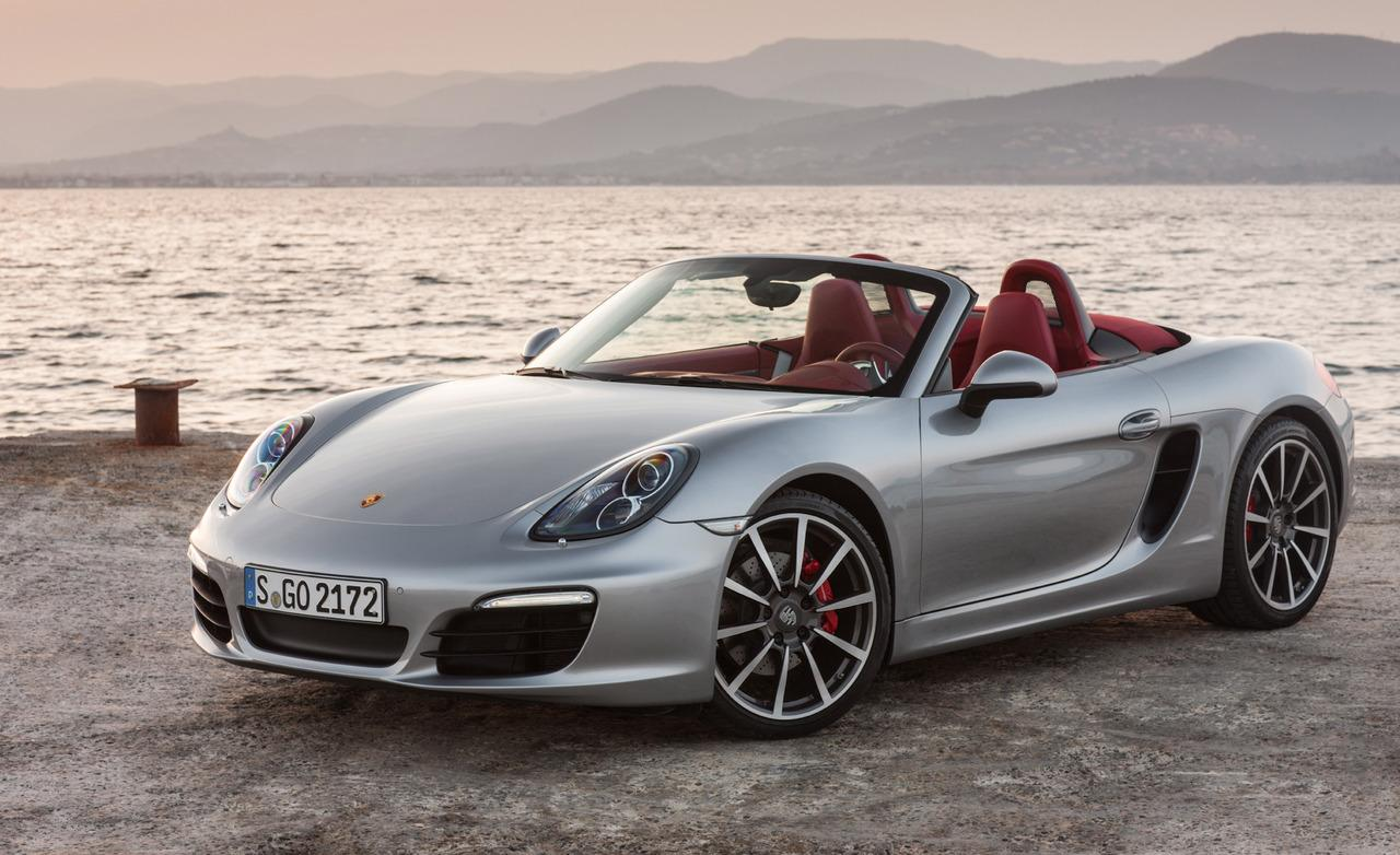 Porsche Boxster S 2013 photo - 3