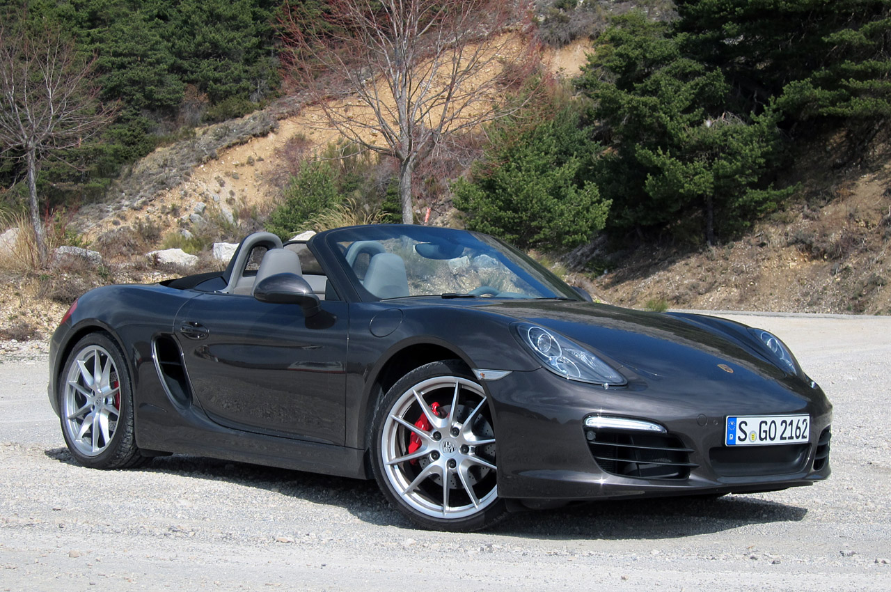 Porsche Boxster S 2013 photo - 4