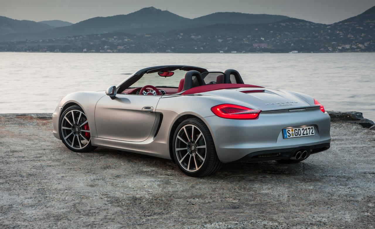 Porsche Boxster S 2013 photo - 5
