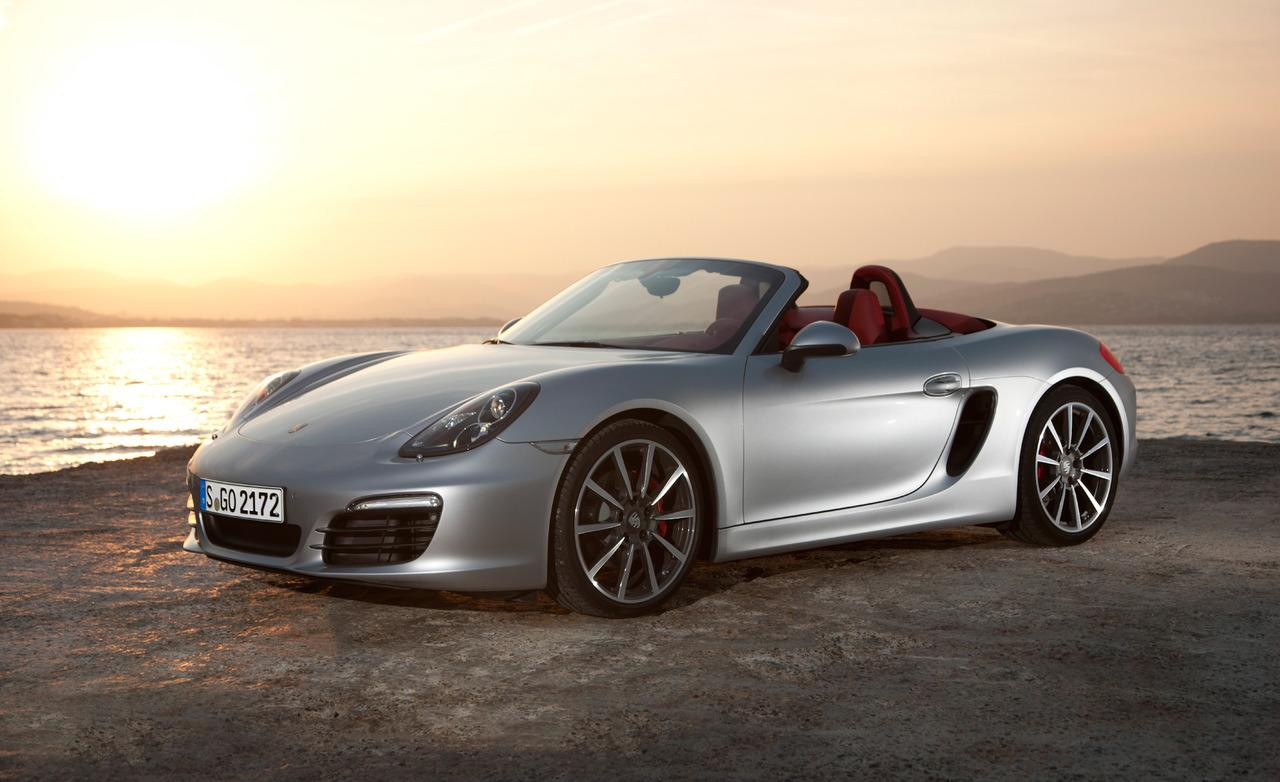 Porsche Boxster S 2013 photo - 6
