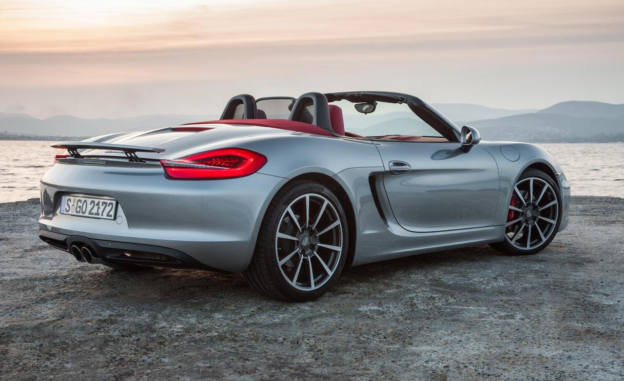 Porsche Boxster S 2013 photo - 7