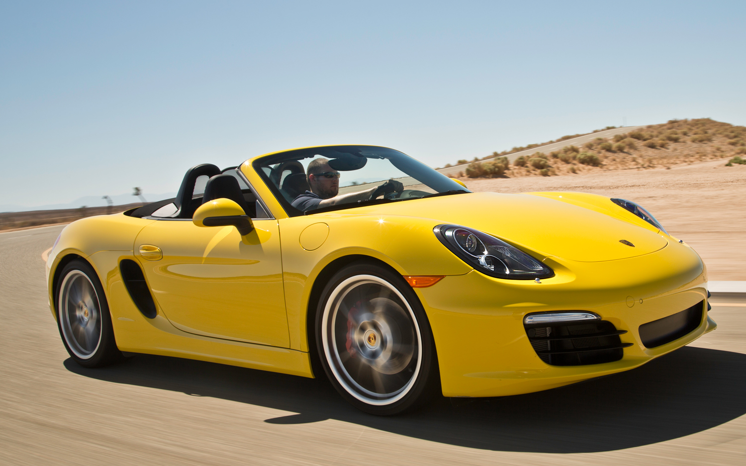 Porsche Boxster S 2013 photo - 8
