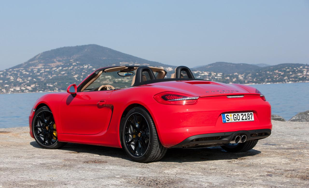 Porsche Boxster S 2013 photo - 9