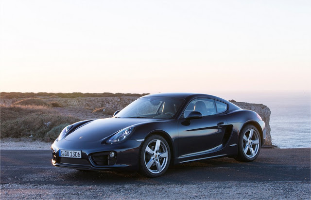 Porsche Cayman 2.7 2013 photo - 1