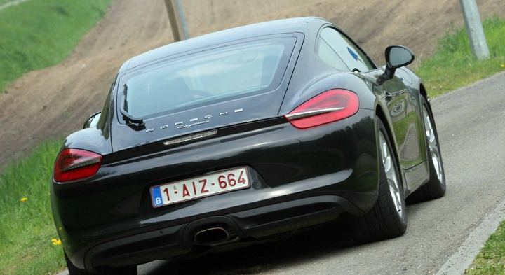 Porsche Cayman 2.7 2013 photo - 12