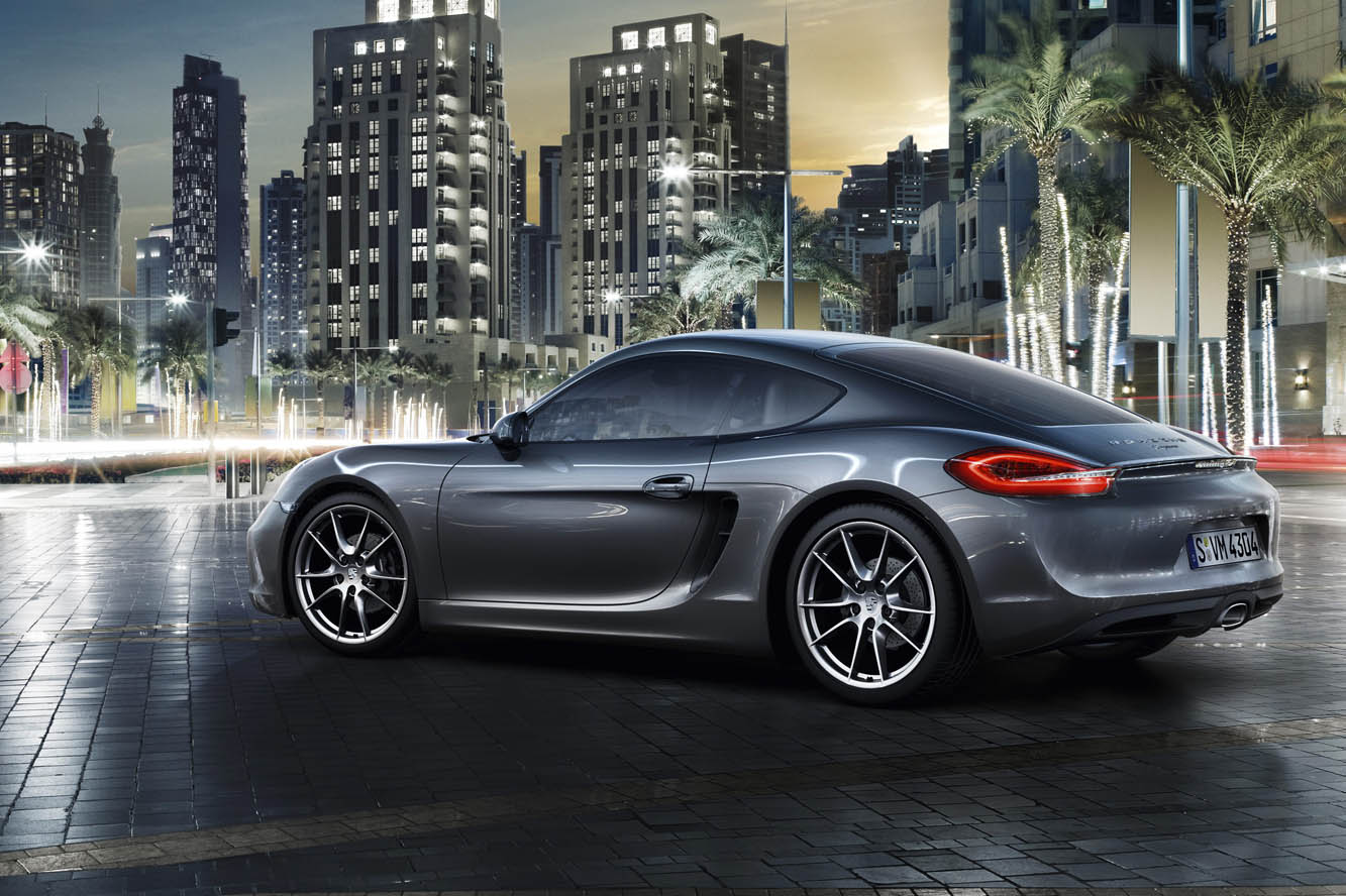 Porsche Cayman 2.7 2013 photo - 2