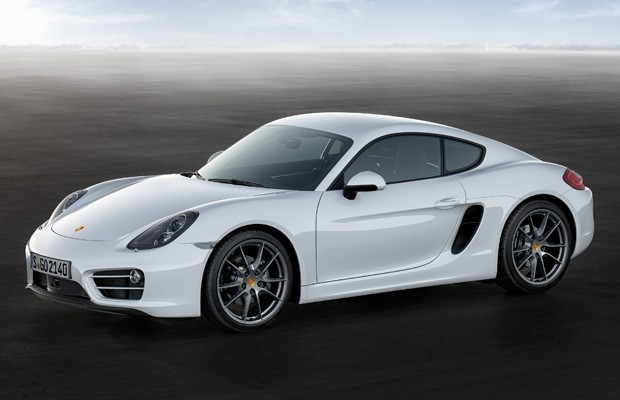 Porsche Cayman 2.7 2013 photo - 4