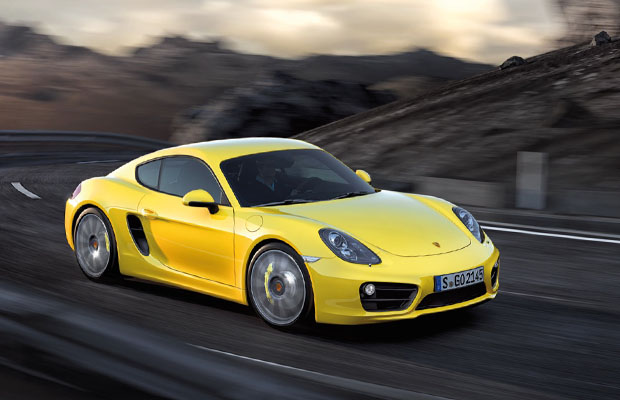 Porsche Cayman 2.7 2013 photo - 5