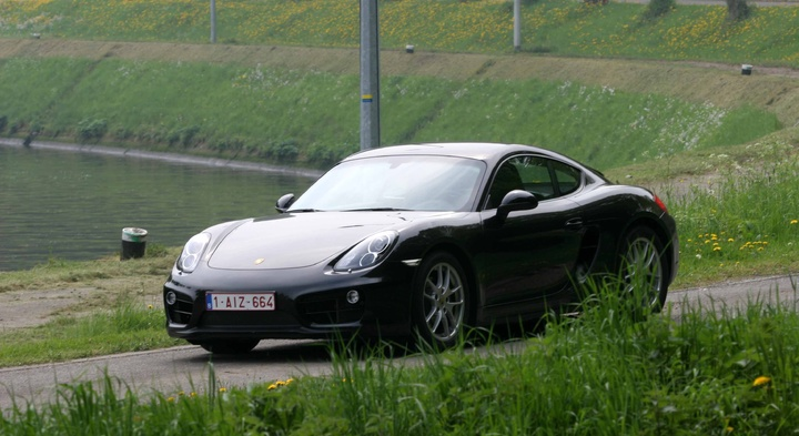 Porsche Cayman 2.7 2013 photo - 7