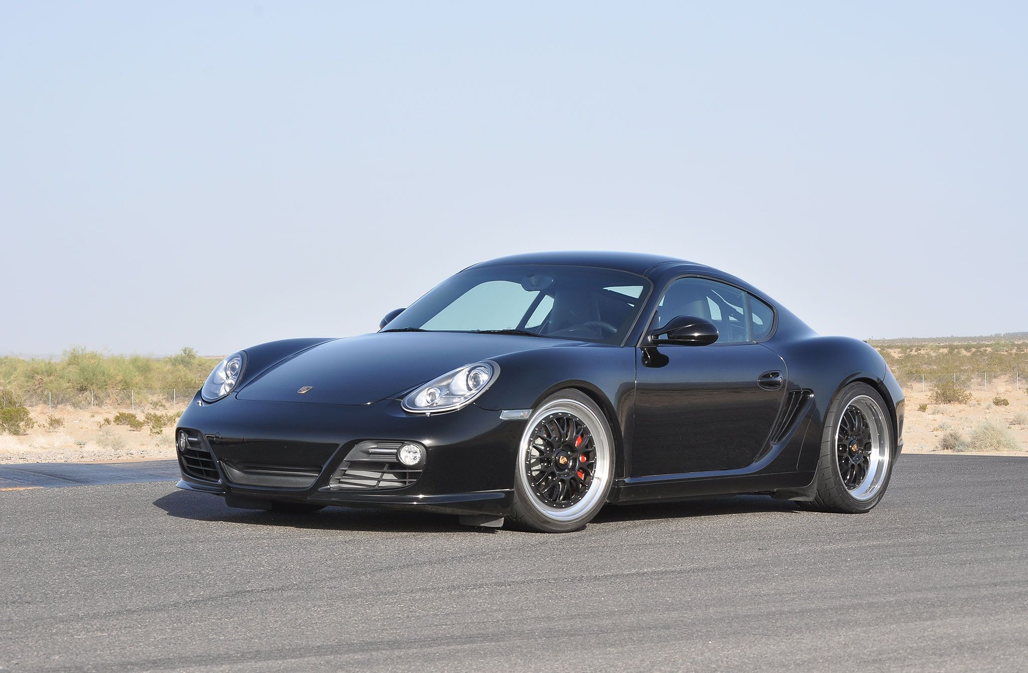 Porsche Cayman S 2009 photo - 1