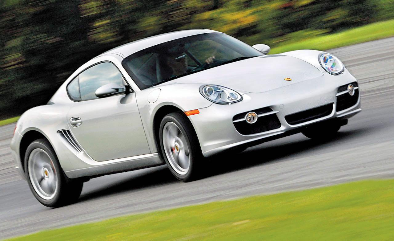 Porsche Cayman S 2009 photo - 11