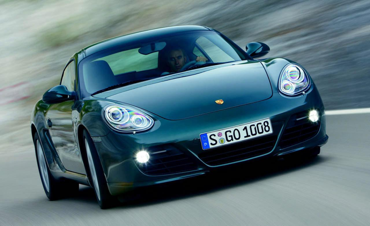 Porsche Cayman S 2009 photo - 2