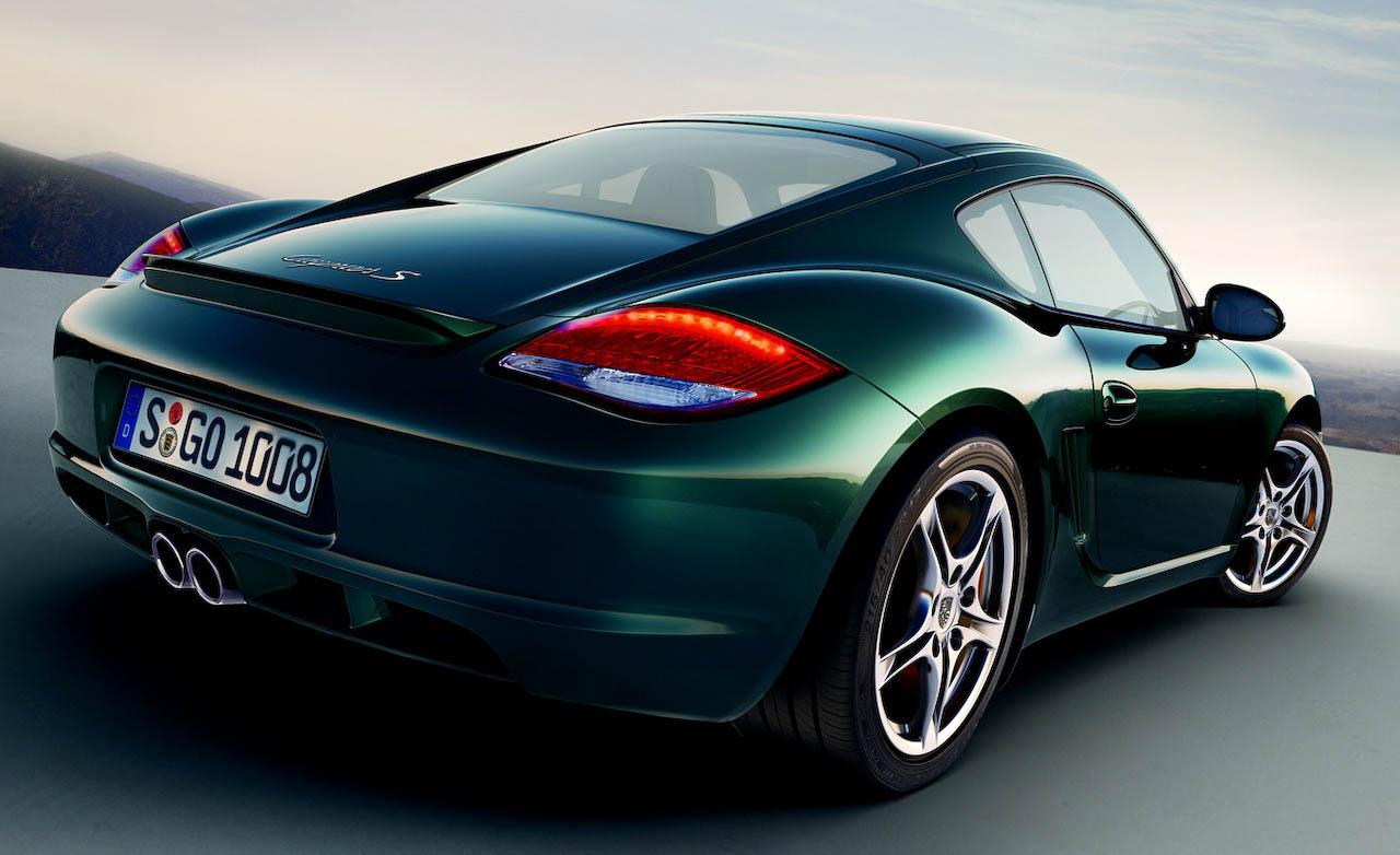 Porsche Cayman S 2009 photo - 3