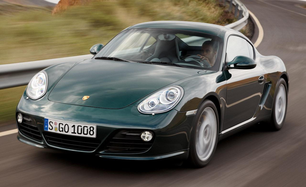 Porsche Cayman S 2009 photo - 4