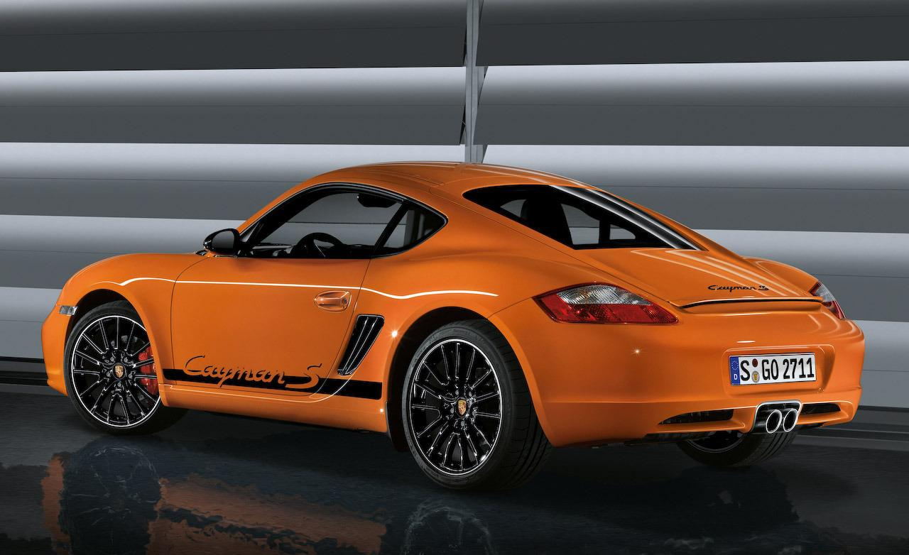 Porsche Cayman S 2009 photo - 7