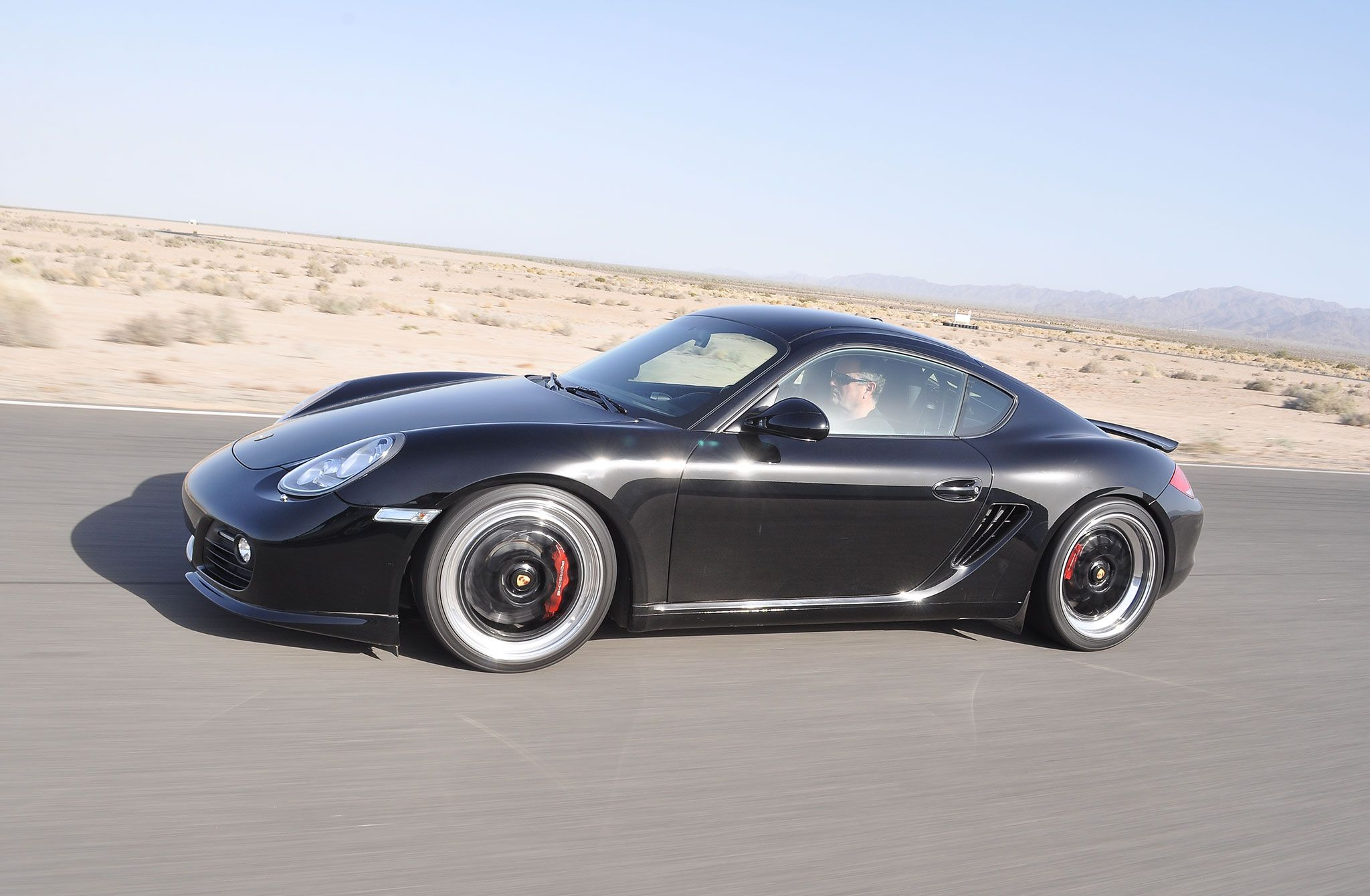 Porsche Cayman S 2009 photo - 8