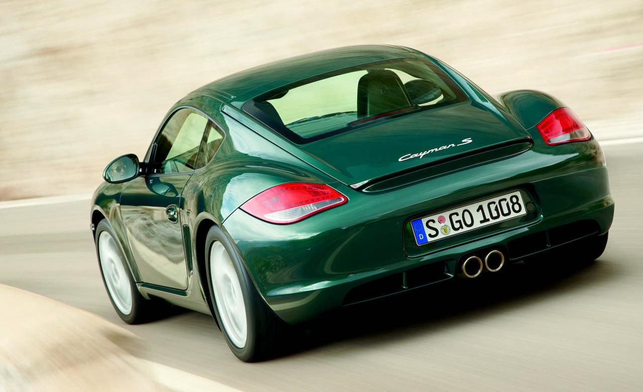 Porsche Cayman S 2009 photo - 9