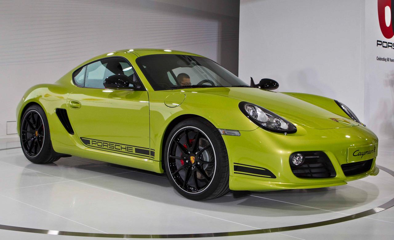 Porsche Cayman S 2011 photo - 11