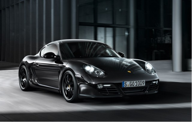 Porsche Cayman S 2011 photo - 2