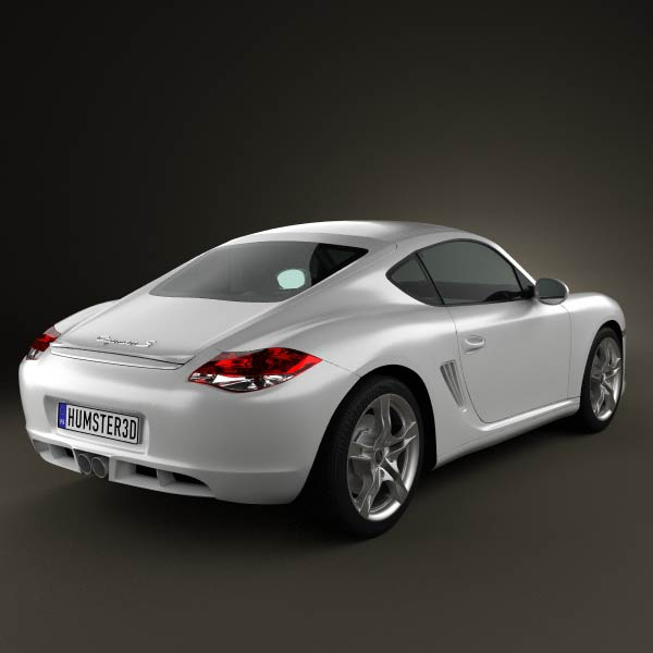 Porsche Cayman S 2011 photo - 3