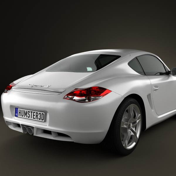 Porsche Cayman S 2011 photo - 4