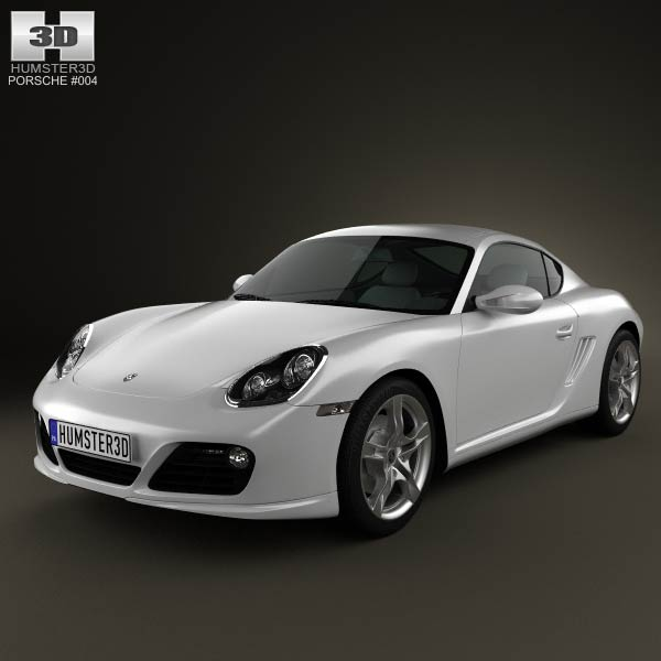 Porsche Cayman S 2011 photo - 5
