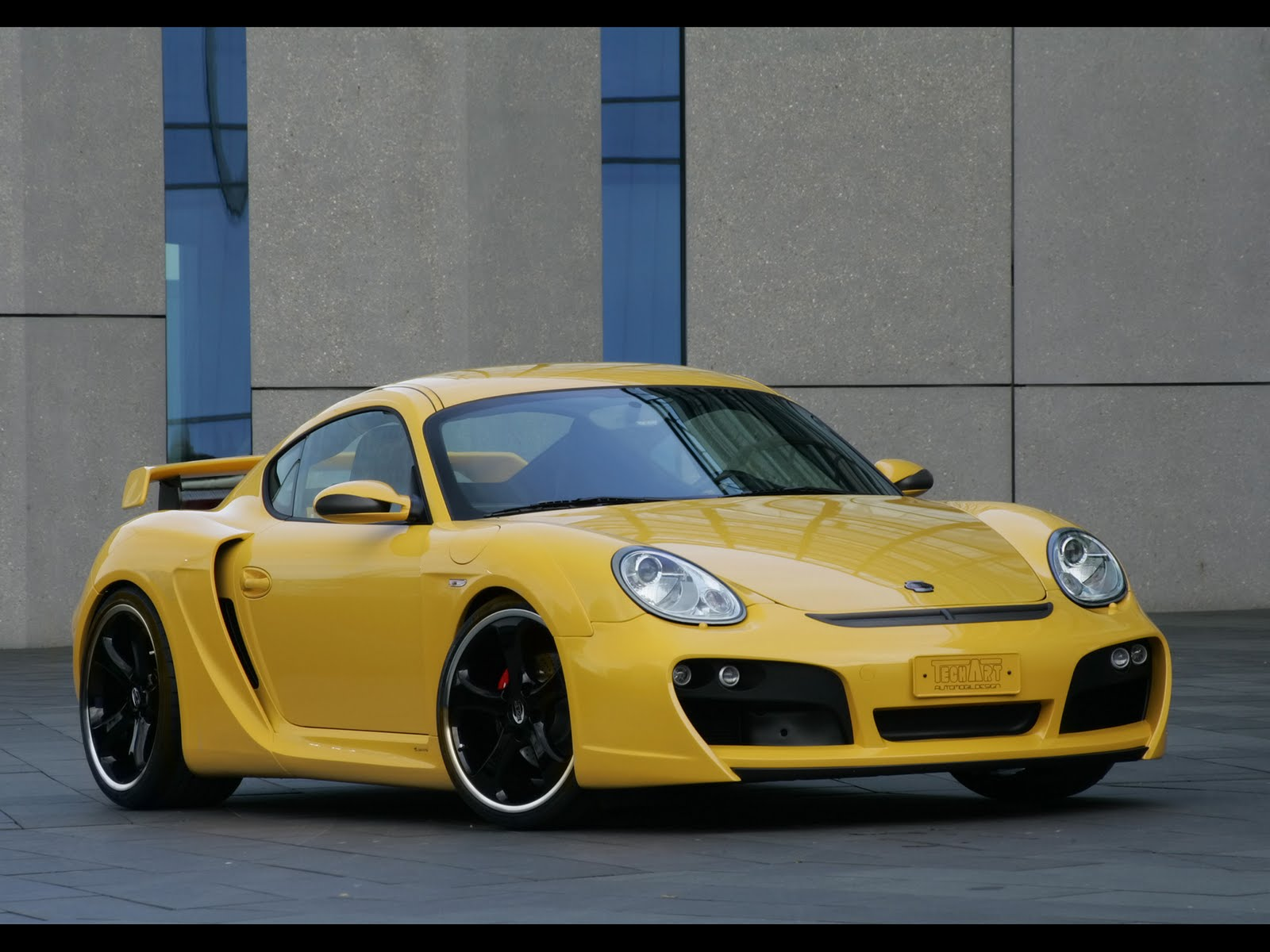 Porsche Cayman S 2011 photo - 8