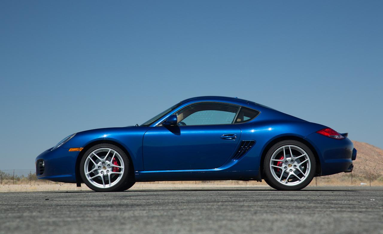 Porsche Cayman S 2012 Technical Specifications Interior