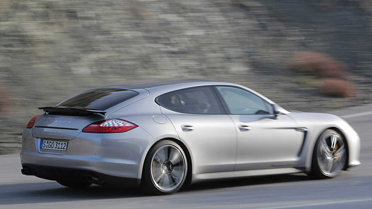 Porsche Panamera Turbo 2013 photo - 5
