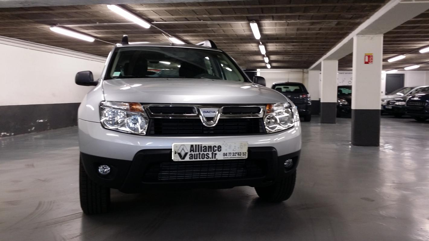Renault Duster 1.5 2010 photo - 10