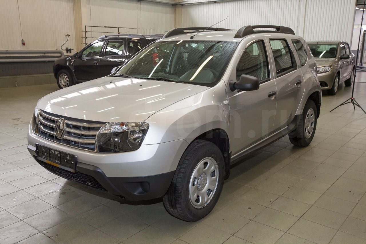 Renault Duster 1.5 2010 photo - 3