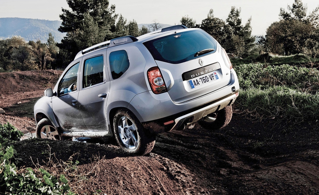 Renault Duster 1.5 2010 photo - 7