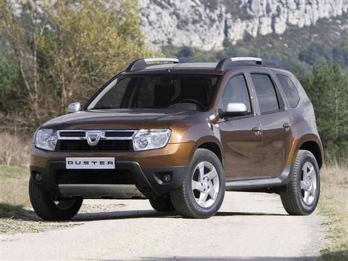 Renault Duster 1.5 2010 photo - 8