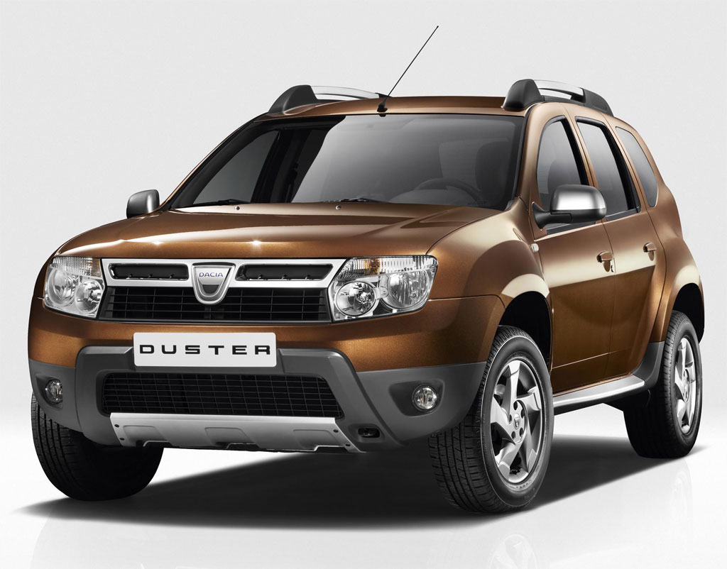 Renault Duster 1.5 2012 photo - 1
