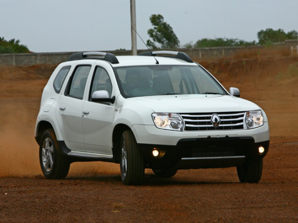 Renault Duster 1.5 2012 photo - 12