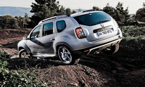 Renault Duster 1.5 2012 photo - 3