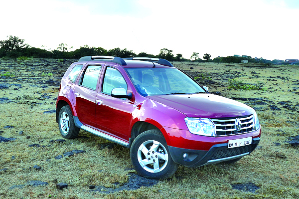 Renault Duster 1.5 2012 photo - 4