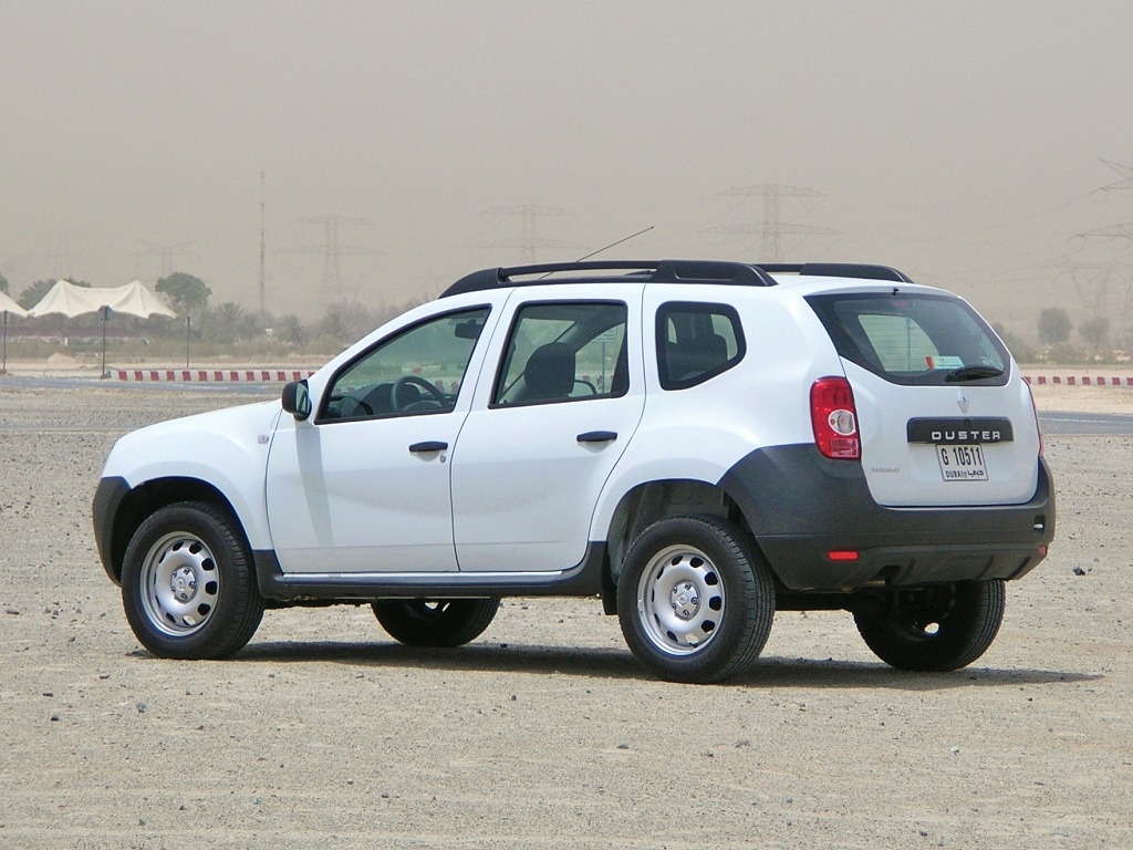 Renault Duster 1.5 2012 photo - 5