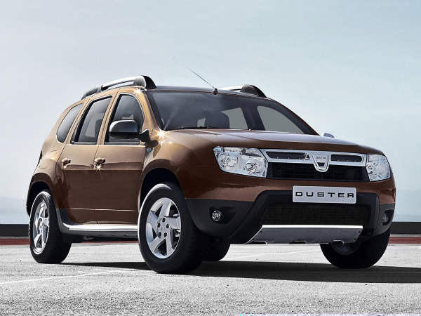 Renault Duster 1.5 2012 photo - 7