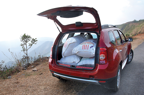 Renault Duster 1.5 2012 photo - 8