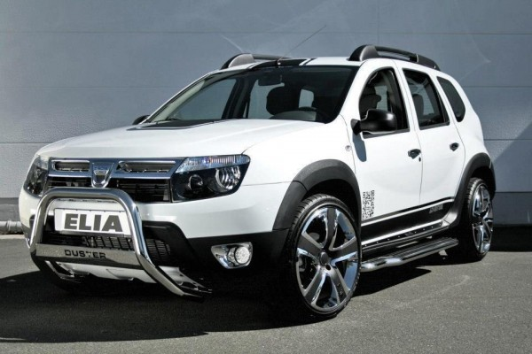 Renault Duster 1.5 2012 photo - 9