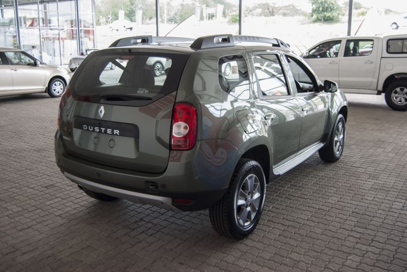 Renault Duster 1.6 2007 photo - 1