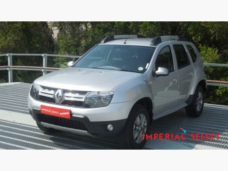 Renault Duster 1.6 2007 photo - 2