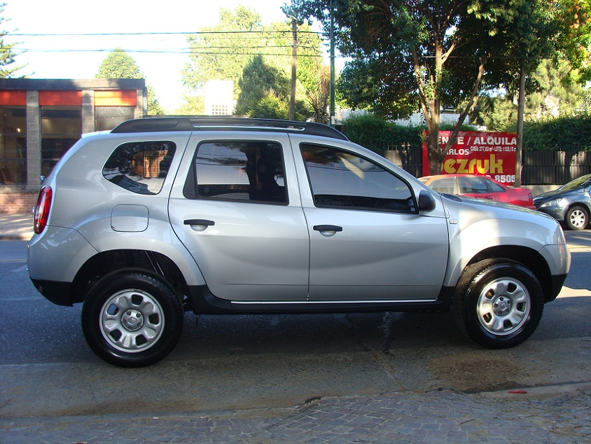 Renault Duster 1.6 2007 photo - 3