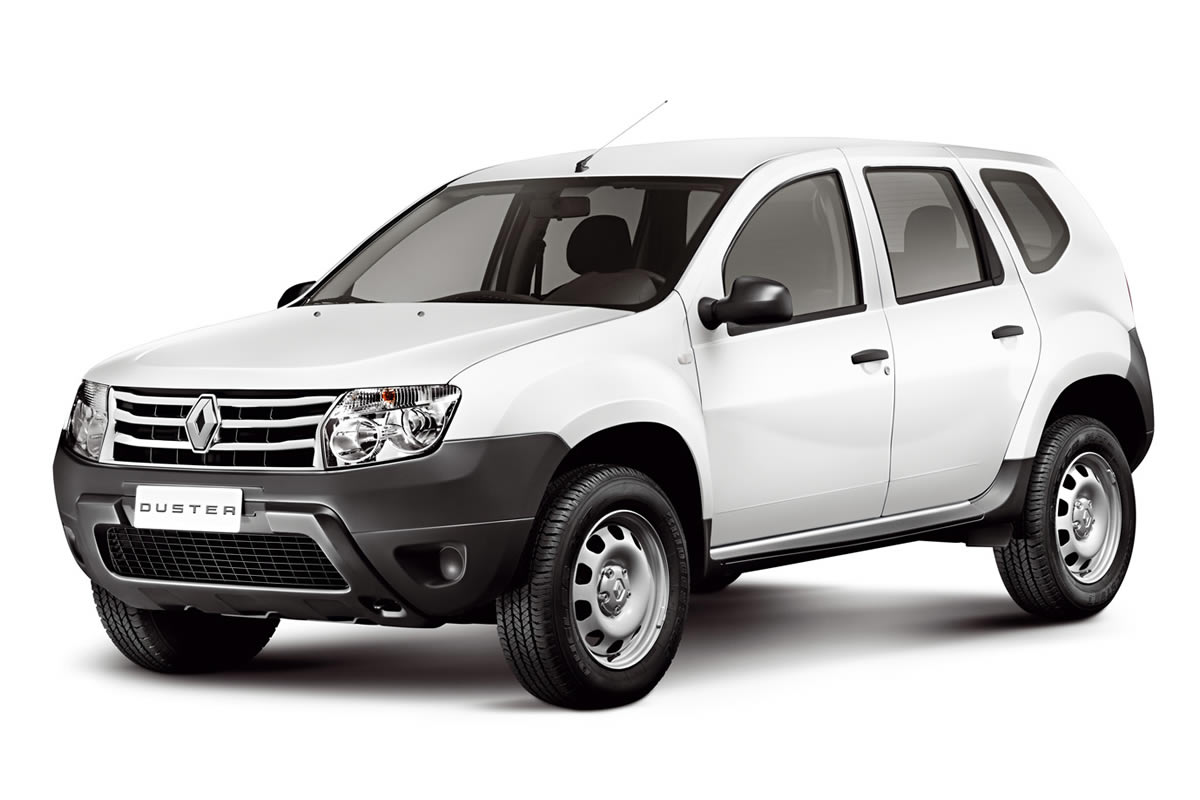Renault Duster 1.6 2011 photo - 1